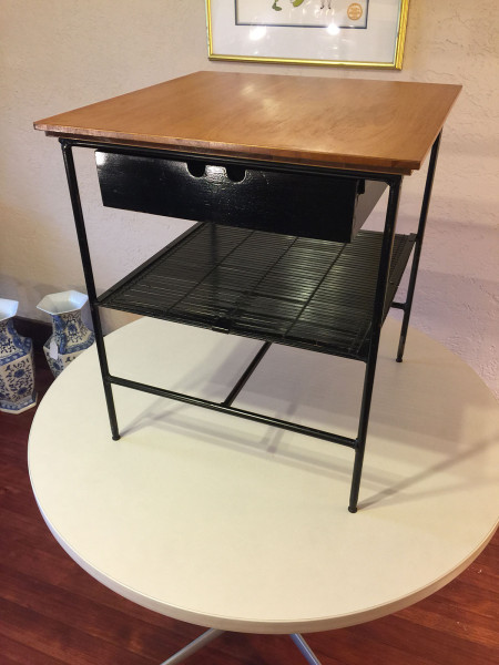 SOLD – Paul McCobb Planner End Table