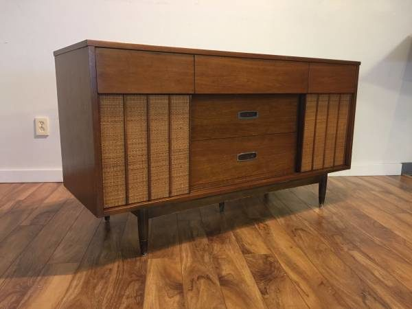 SOLD – Hooker Furniture Sideboard and Small Dresser