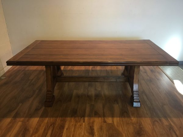 SOLD – Gorgeous Large Rustic Dining Table