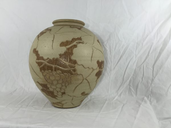 SOLD – Studio Pottery Large Art Vase