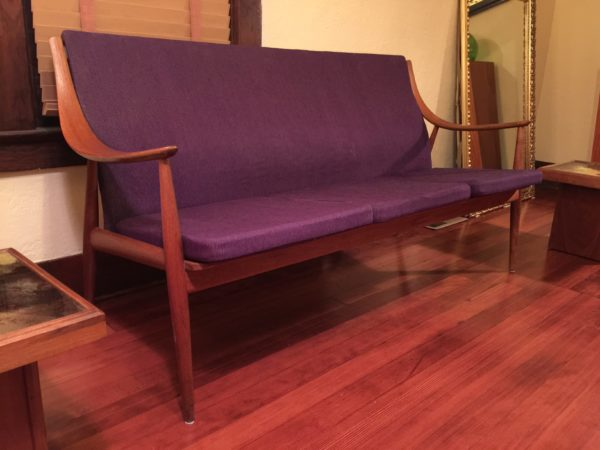 SOLD – France & Son Danish Modern Sofa