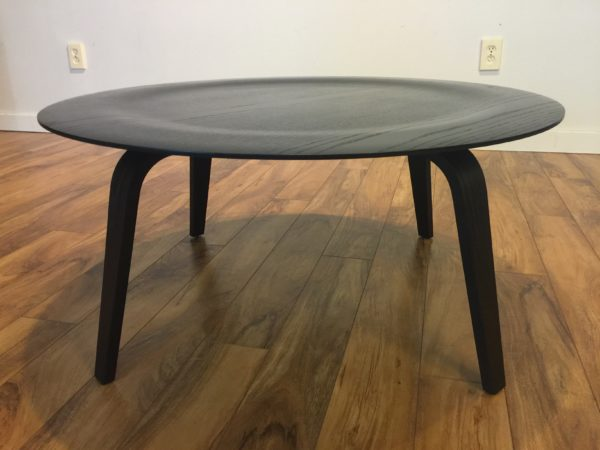 SOLD – Eames Molded Plywood Coffee Table