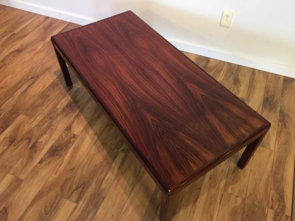 SOLD – Vejle Stole Danish Rosewood Coffee Table