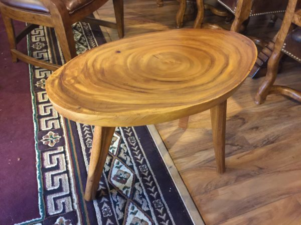 SOLD – Live Edge Side Table