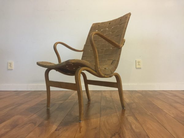 SOLD – Mid-Century Bruno Mathsson Eva Chair
