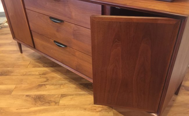 Sold Dillingham Mid Century Sideboard Hutch Modern To