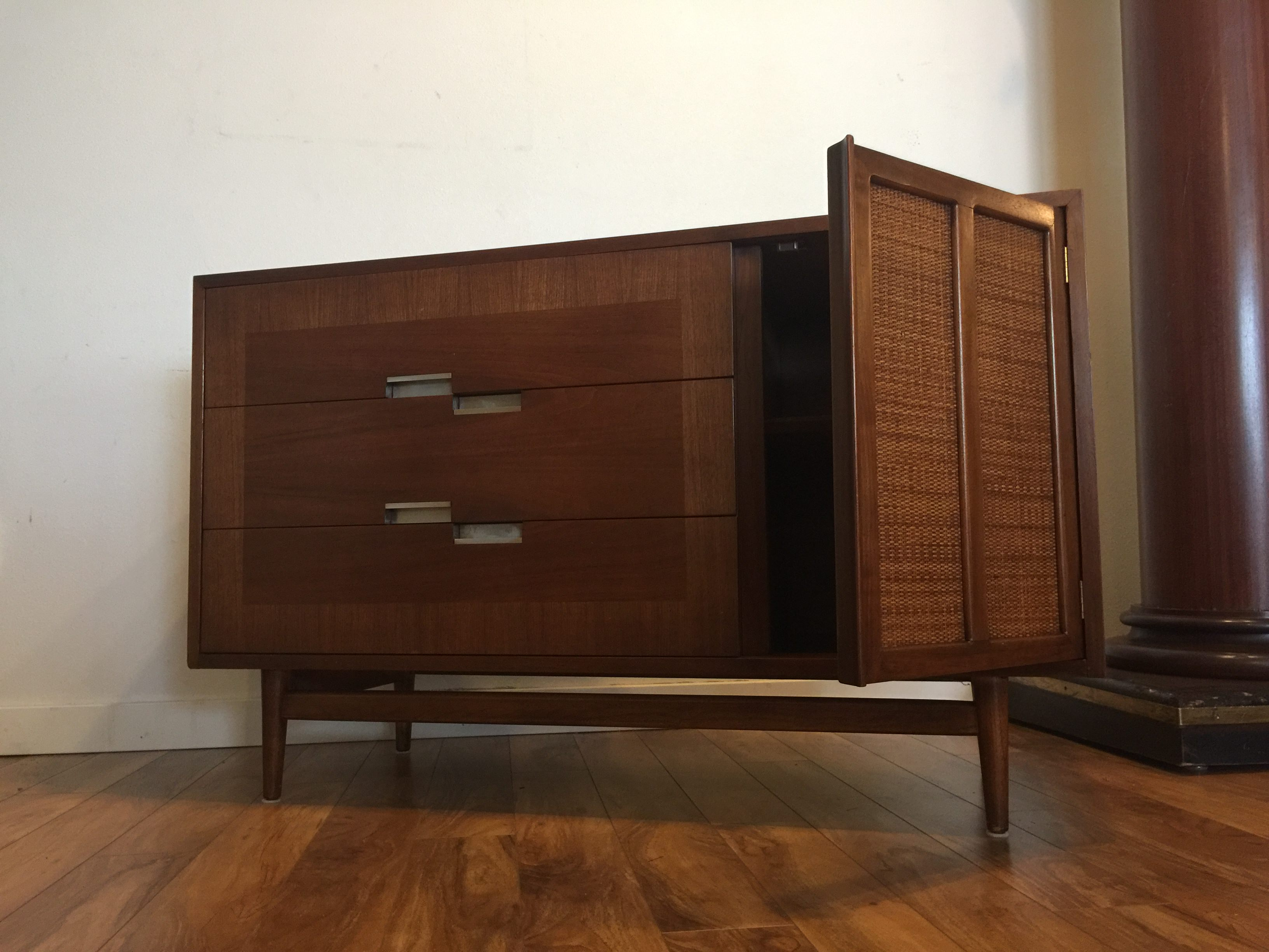 Sold American Of Martinsville Mid Century Sideboard
