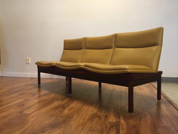Arthur Umanoff 3 Seat Armless Sofa – $875