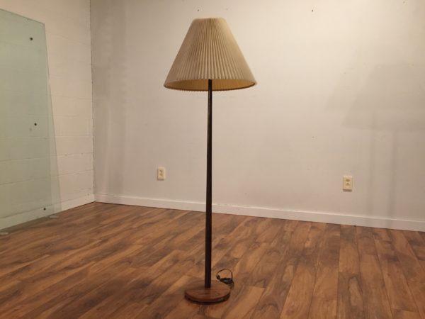 Rosewood Vintage Floor Lamp Made in Sweden – $425