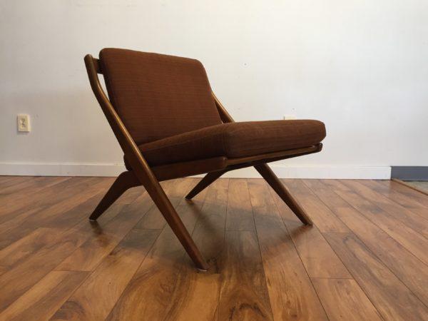 Folke Ohlsson Dux Scissor Chair – $1095