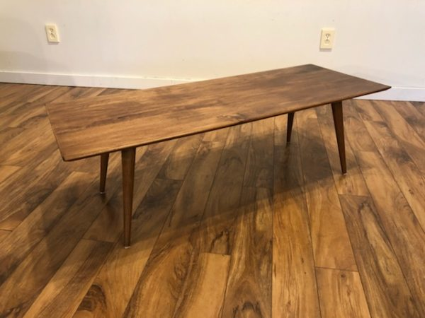 Paul McCobb Vintage Maple Coffee Table – $595