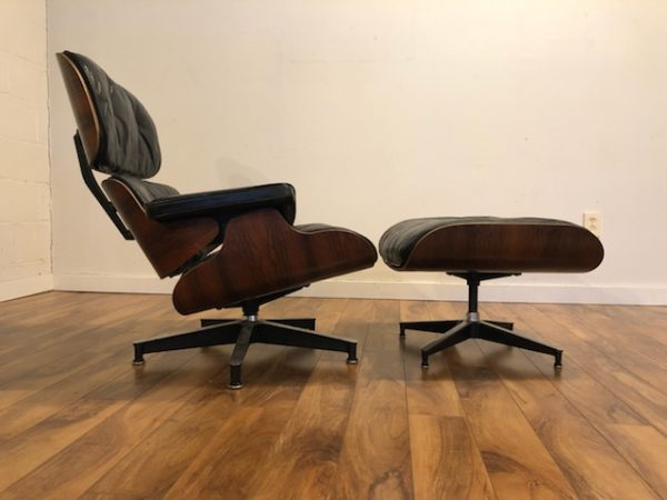 SOLD – Eames 670/671 Chair & Ottoman