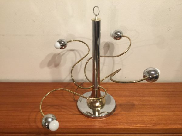 Funky Cool Vintage Table Lamp – $350