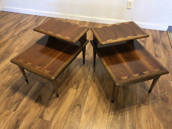 Pair Lane Acclaim End Tables – $395