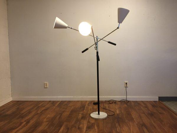 SOLD – Italian Triennale Floor Lamp