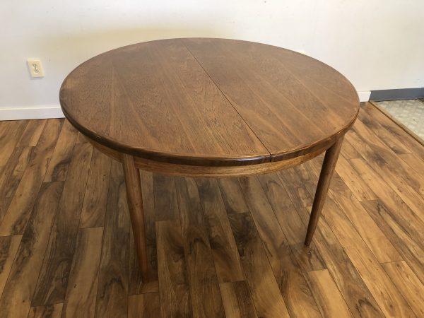 G-Plan Round Teak Dining Table – $895