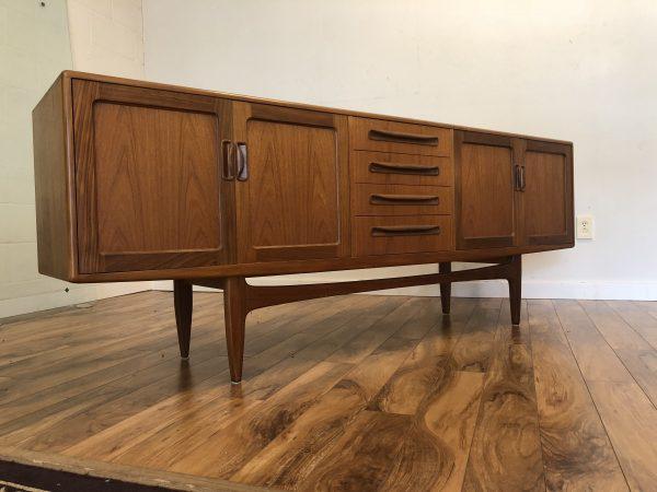 G-Plan Mid Century Teak Sideboard – $2490
