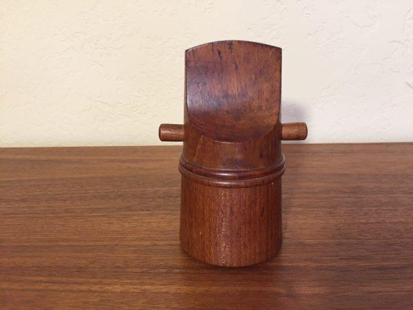 Vintage Dansk Teak Salt Shaker / Pepper Mill – $80