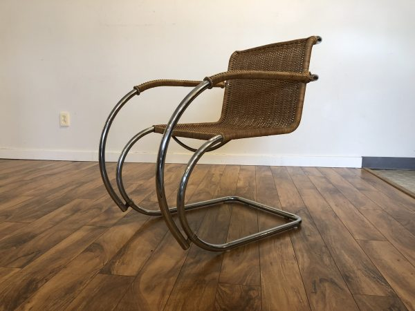 Vintage Stendig MR20 Chair – $1250