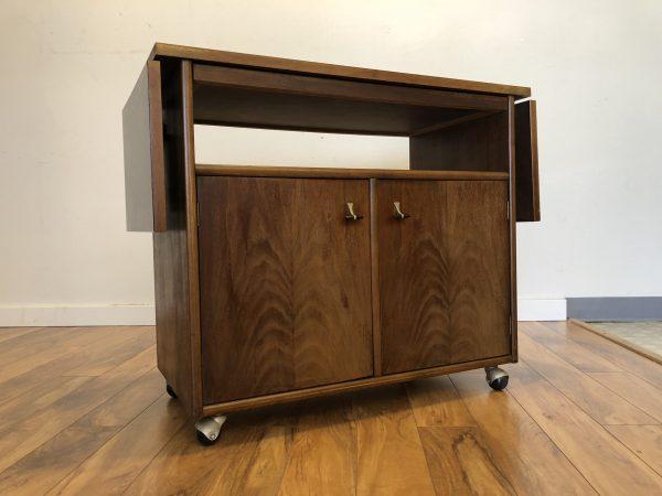 Stanley Mid Century Bar Cart / Server – $450