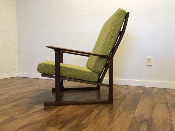 Kofod Larsen Lattice Back Lounge Chair – $1495