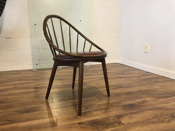 Danish Mid Century Hoop Chair – $495