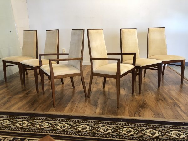 Dillingham Vintage Dining Chairs, Set of 6 – $595