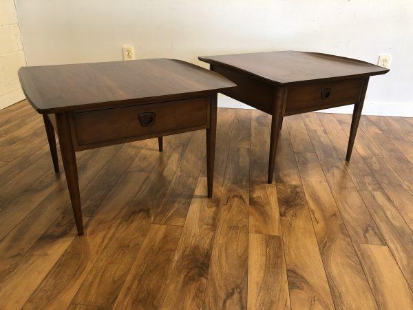Bassett Mid Century Nightstand Pair – $350