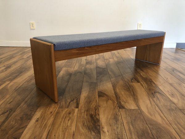Vamdrup Stolefabrik Danish Teak Bench – $295