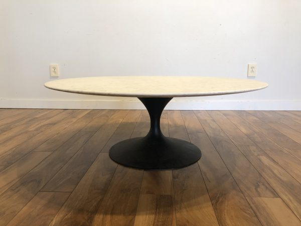 Vintage Knoll Saarinen Tulip Coffee Table – $1995