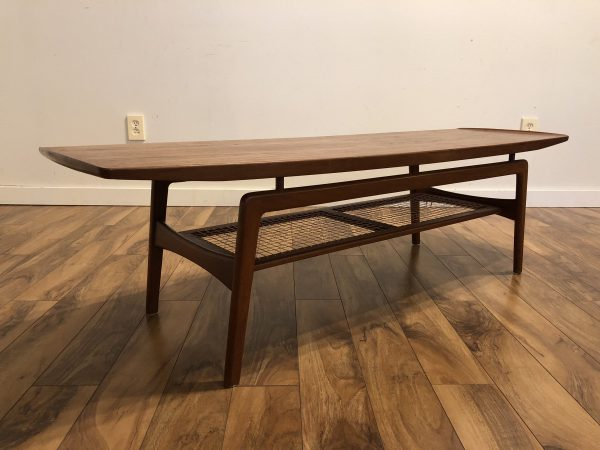 Arne Hovmand Olsen Teak Coffee Table – $1450