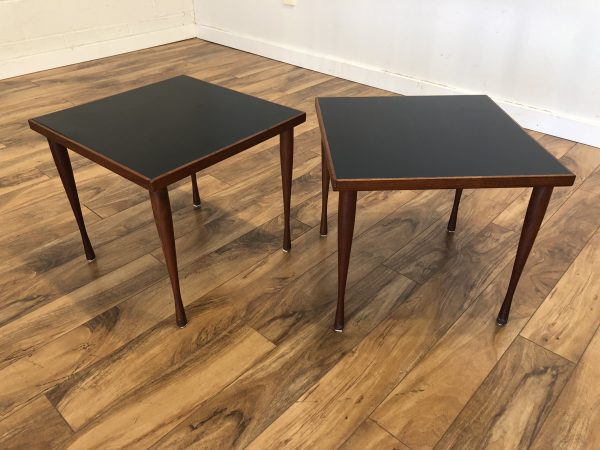 Hans C. Andersen End Table Pair – $695