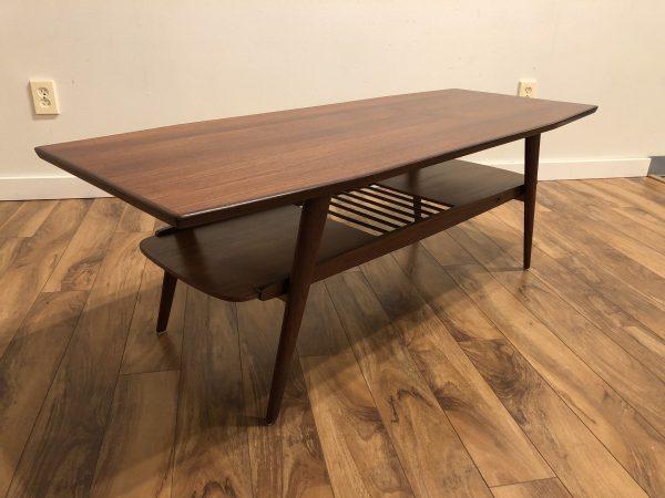 Brode Blindheim Teak Coffee Table – $1250
