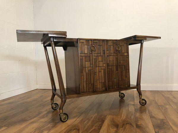 Bert England Mid Century Bar Cart / Server – $1195