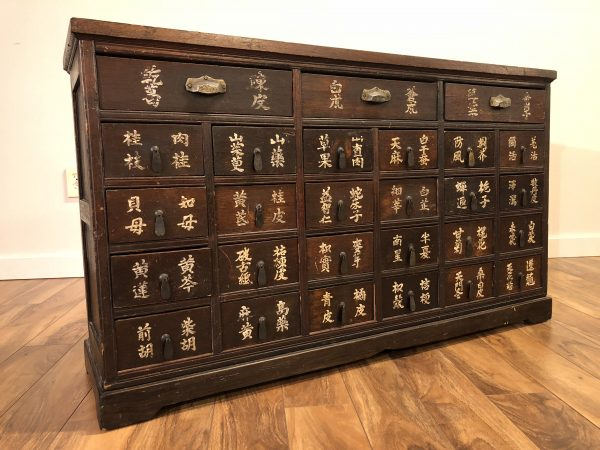 Antique Chinese Apothecary Chest – $1350