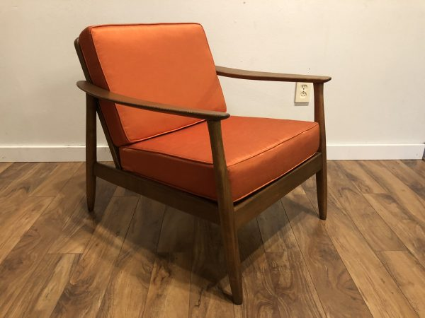 SOLD – Dux Mid Century Lounge Chair