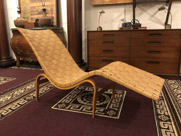 Bruno Mathsson Lounge Chair – $2595