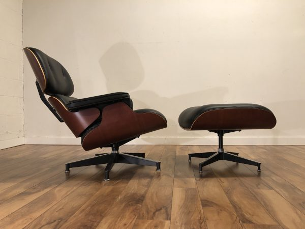 SOLD – Eames 670 – 671 Lounge Chair & Ottoman