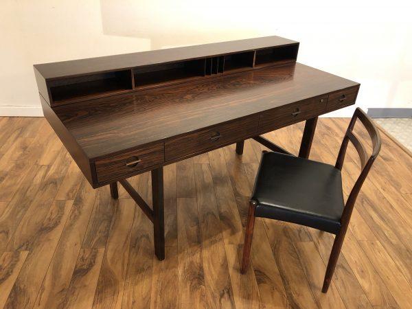 SOLD – Peter Lovig Nielsen Danish Rosewood Desk