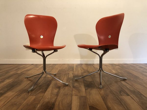 Gideon Kramer Ion Chairs Pair – $1495