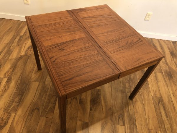 SOLD – Vejle Stole Rosewood Expandable Dining Table