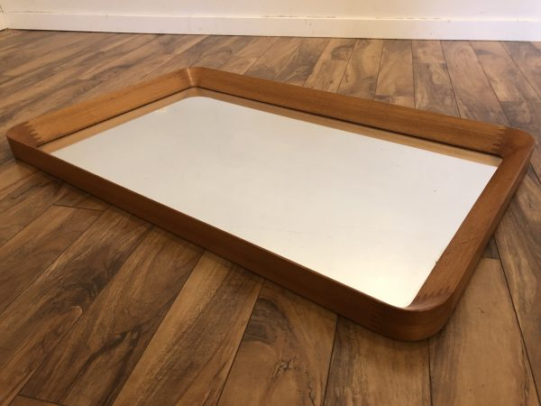 Pedersen & Hansen Danish Teak Mirror – $995