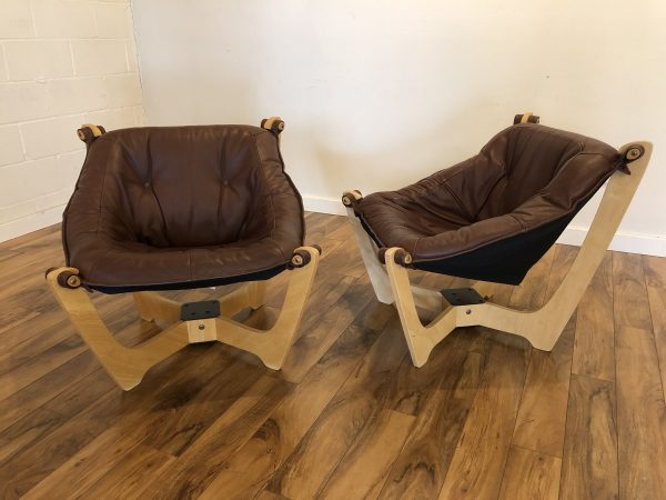 Luna Chairs Pair – $1450