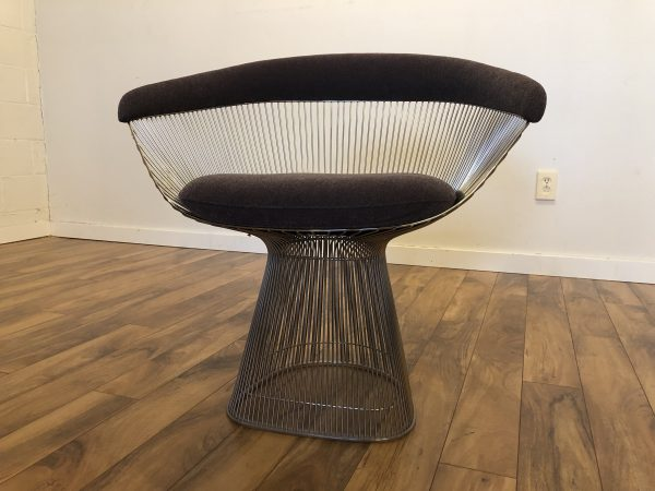 Knoll Armchair by Warren Platner – $1700