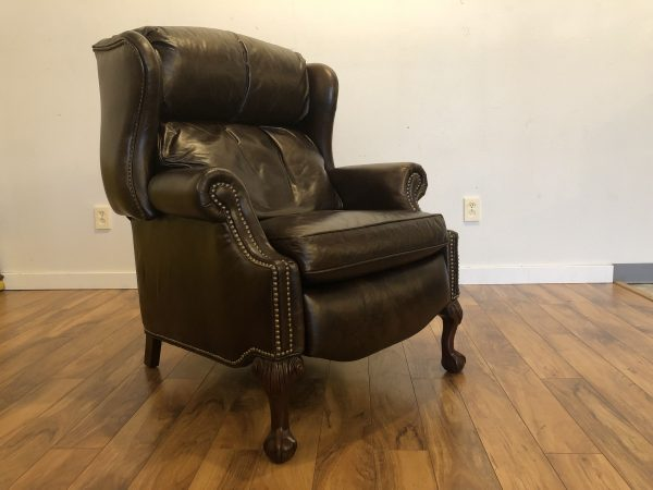 Bradington Young Leather Recliner – $950