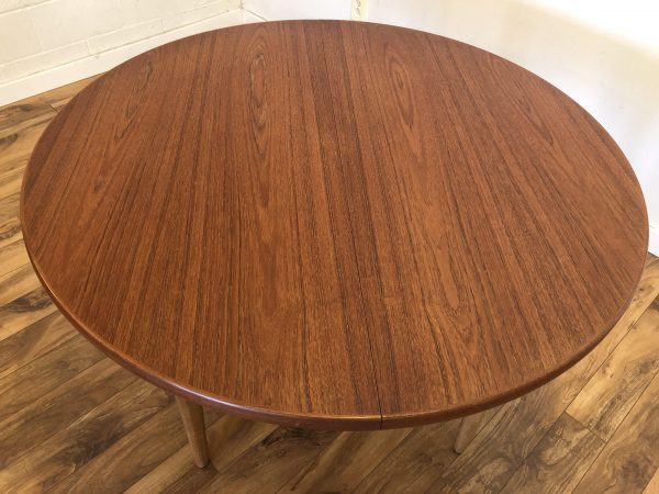 JO Carlsson Swedish Teak Dining Table – $1750