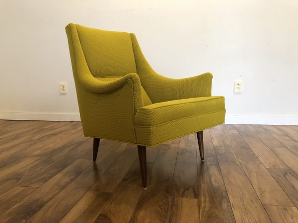Milo Baughman Thayer Coggin Mid Century Chair – $1450