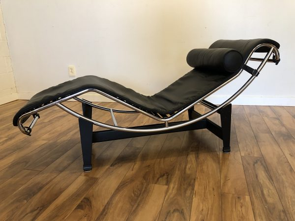 SOLD – Le Corbusier LC4 Chaise Lounge