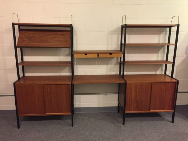 Mid Century Free Standing Wall Unit by Bodafors – $2950