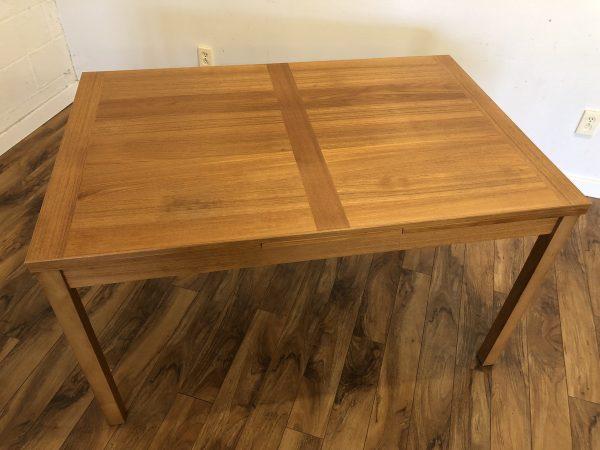 SOLD – Danish Teak Dining Table